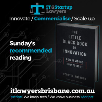 IT and Startup Lawyers - Innovation