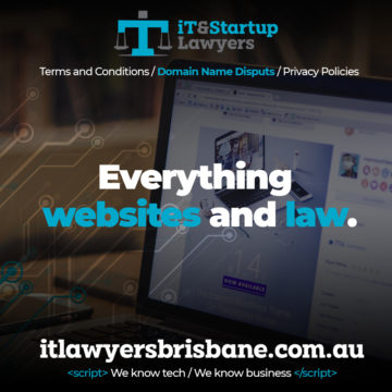 IT and Startup Lawyers - Everything Websites and Law