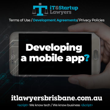 IT and Startup Lawyers - Mobile Apps
