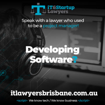 IT and Startup Lawyers - Software Development Agreement