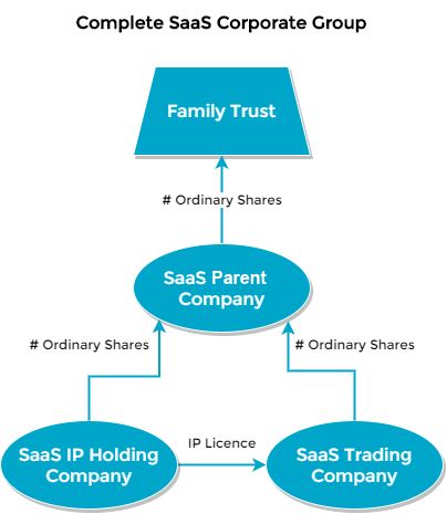 Structuring a SaaS business - Complete SaaS Corporate Group